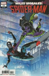Marvel Comics's Miles Morales: Spider-Man Issue # 11