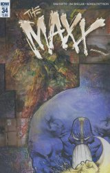 IDW Publishing's The Maxx: Maxximized Issue # 34
