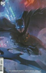 DC Comics's The Batman's Grave Issue # 4b