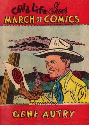 Western Printing Co.'s March of Comics Issue # 78c