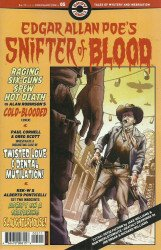Ahoy Comics's Edgar Allan Poe's Snifter of Blood Issue # 5