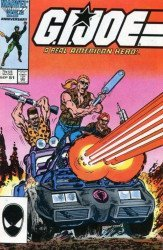 Marvel Comics's G.I. Joe: A Real American Hero Issue # 51-2nd print
