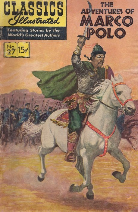 the adventures of marco polo In italy the fascist censors considered the film disrespectful to marco polo and insisted on re-dubbing it to make the protagonist a scotsman and releasing it under the title uno scozzese alla corte del gran khan chen tsu: no no, it has been eaten by the poor people in china for generations we .