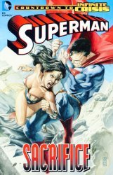 DC Comics's Superman: Sacrifice TPB # 1b