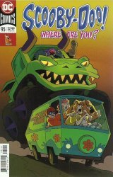 DC Comics's Scooby-Doo: Where Are You? Issue # 95