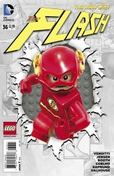 DC Comics's The Flash Issue # 36b