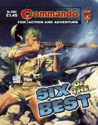 D.C. Thomson & Co.'s Commando: For Action and Adventure Issue # 4382