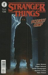 Dark Horse Comics's Stranger Things: Science Camp Issue # 3