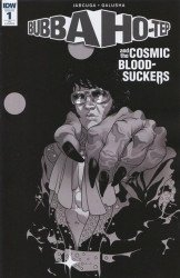 IDW Publishing's Bubba Ho-Tep and the Cosmic Blood-Suckers Issue # 2ri