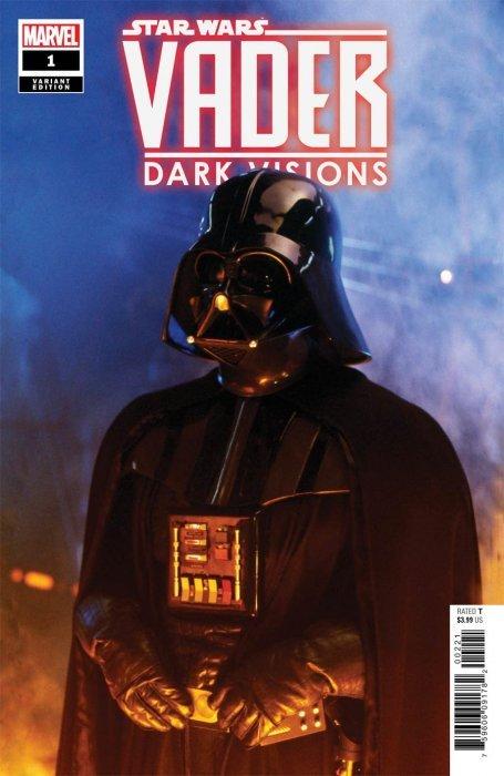 Star Wars: Vader - Dark Visions 1 (Marvel Comics ...