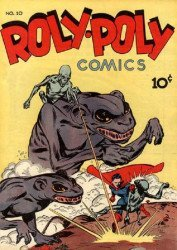 Green Publications's Roly Poly Comics Issue # 10