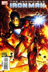 Marvel Comics's Invincible Iron Man Issue # 2