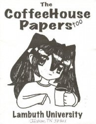 Lambuth University's CoffeeHouse Papers Too Issue nn