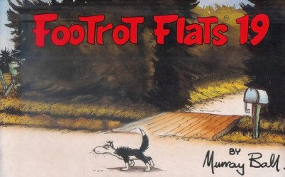 Orin Books's FooTrot Flats Soft Cover # 19