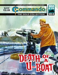 D.C. Thomson & Co.'s Commando: For Action and Adventure Issue # 5164