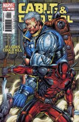 Marvel Comics's Cable & Deadpool Issue # 4