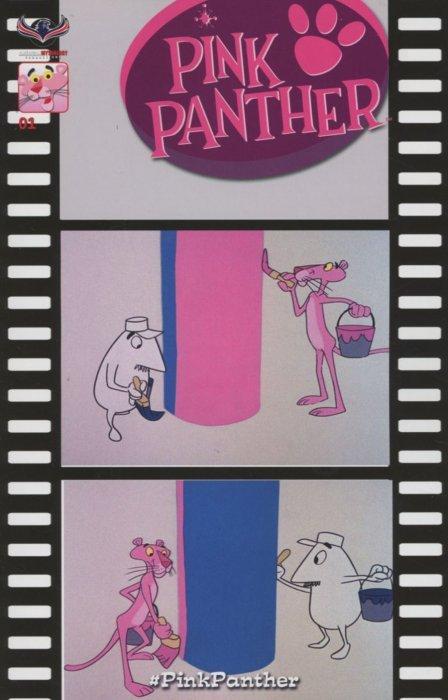 PINK PANTHER #1 AMERICAN MYTHOLOGY 2016 NM 9.4