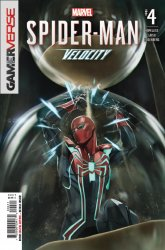 Marvel Comics's Spider-Man: Velocity Issue # 4