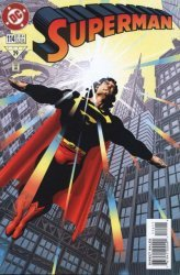 DC Comics's Superman Issue # 114