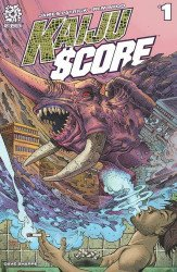 AfterShock Comics's Kaiju Score Issue # 1b