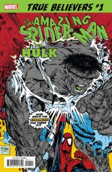 Marvel Comics's True Believers: Spider-Man vs Hulk Issue # 1