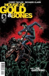 Dark Horse's House of Gold & Bones Issue # 2b