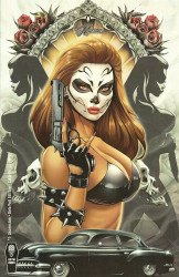 Coffin Comics's La Muerta: Ascension Issue # 1k