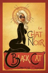 Marvel Comics's Black Cat Issue # 1jsc-d