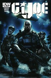 IDW Publishing's G.I. Joe Issue # 3sub