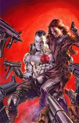 Valiant Entertainment's Bloodshot Issue # 1c to astonish-b
