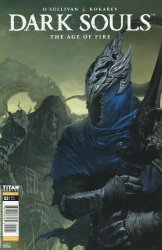 Titan Comics's Dark Souls: Age Of Fire Issue # 2b