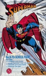 DC Comics's Superman: Back-to-School Pack Issue # 1