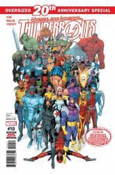 Marvel Comics's Thunderbolts Issue # 10
