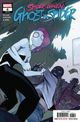 Marvel Comics's Spider-Gwen: Ghost Spider Issue # 6