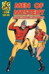 AC Comics's Men of Mystery Issue # 108