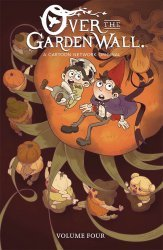 KaBOOM!'s Over the Garden Wall TPB # 4