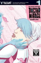 Valiant Entertainment's Death-Defying Doctor Mirage: Second Lives Issue # 1fried pie