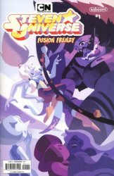 KaBOOM!'s Steven Universe Fusion Frenzy Issue # 1