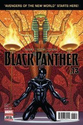 Marvel Comics's Black Panther Issue # 13