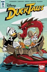 IDW Publishing's DuckTales Issue # 0