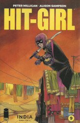 Image Comics's Hit-Girl Issue # 9