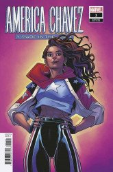 Marvel Comics's America Chavez: Made in the USA Issue # 1b
