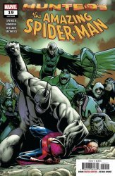 Marvel Comics's The Amazing Spider-Man Issue # 19