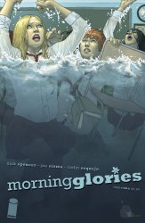 Image Comics's Morning Glories Issue # 2