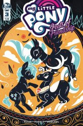 IDW Publishing's My Little Pony: Feats of Friendship Issue # 3b