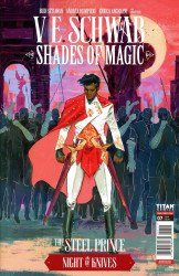 Titan Comics's Shades of Magic Issue # 7