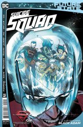 DC Comics's Future State: Suicide Squad Issue # 2