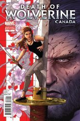 Marvel's Death of Wolverine Issue # 3c