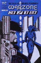 Pocket Change Comics's Warzone 3719 Issue # 2