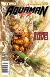 DC Comics's Aquaman Issue # 5